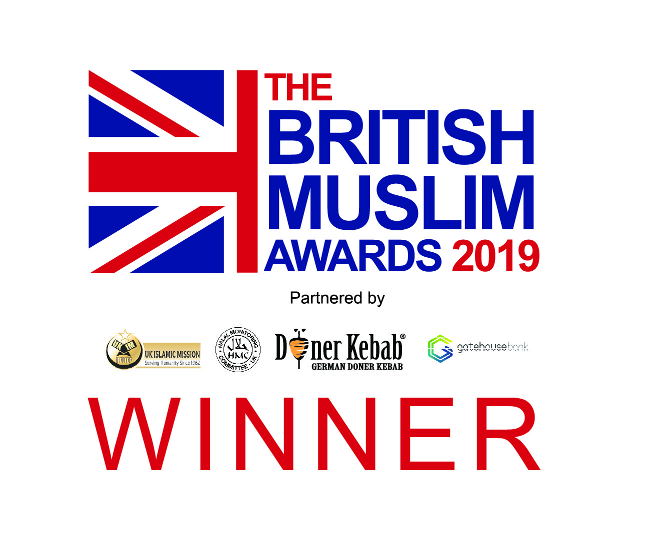 Winner Logo British Muslim Awards 2019-01